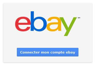 Connexion compte eBay