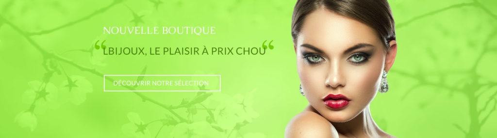 Boutique en ligne LBijoux